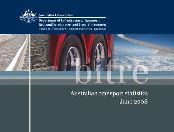 PDF: 1115 KB - Bureau of Infrastructure, Transport and Regional ...
