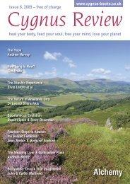 cygnus review 2007 issue 02 - Cygnus Books