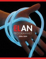 ELAN programmet 2006-2009