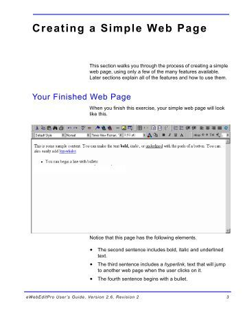 how to create web page using xml