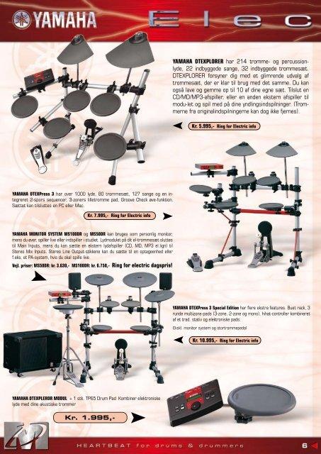 Gratis magasin - Modern Drums