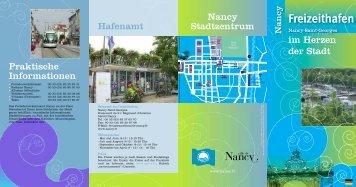 Freizeithafen - Ville de Nancy