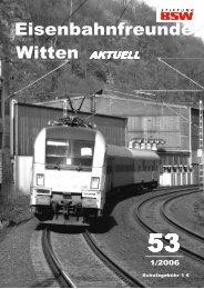 Download als PDF (3,9 MB) - Eisenbahnfreunde Witten