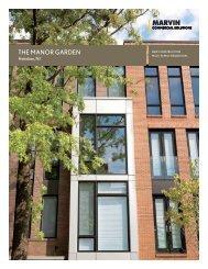 The Manor Garden - Marvin Windows and Doors