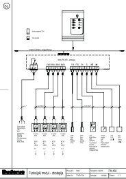 FM 458 SI - Modul za kaskadno delovanje kotlov - Buderus