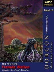 DORGON 016 – Fremde Welten
