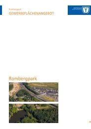 Rombergpark - Wirtschaftsförderung Dortmund