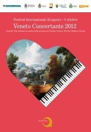 Veneto Concertante 2012 - Comune di Susegana