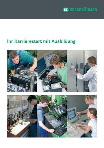 Die Kesseböhmer Ausbildungsbroschüre als PDF-Datei.