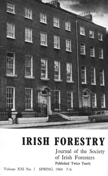 Download Full PDF - 20.68 MB - The Society of Irish Foresters