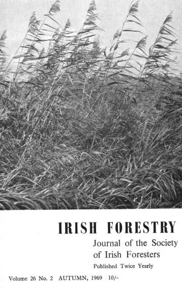 Download Full PDF - 20.15 MB - The Society of Irish Foresters