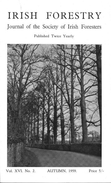 Download Full PDF - 23.36 MB - The Society of Irish Foresters