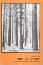 Download Full PDF - 22.51 MB - The Society of Irish Foresters