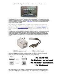 G-MIX-B 2118 - Parts Express