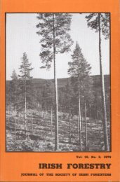 Download Full PDF - 27.68 MB - The Society of Irish Foresters