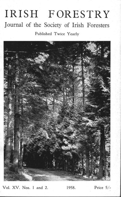 Download Full PDF 31 07 MB The Society of Irish Foresters