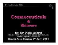 Cosmeceuticals - Health Asia