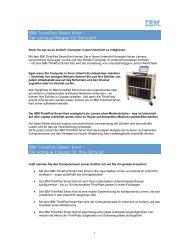Informationen zum IBM smart kart - Stiftung Partner für Schule NRW