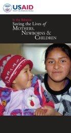 In the Balance - Healthy Newborn Network