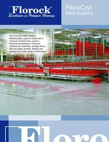 FloroCryl MMA Catalyst Component - Florock Polymer Flooring