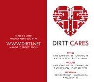 DIRTT CARES