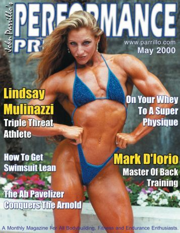 A Monthly Magazine For All Bodybuilding, Fitness and Endurance ...