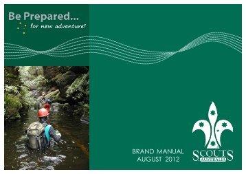 Scouts Australia Brand Manual