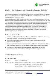 Libellen – eine Einführung in die Biologie der ... - Lupogmbh.de