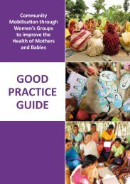 GOOD PRACTICE GUIDE - UCL