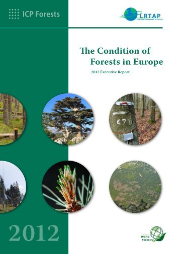 The Condition of Forests in Europe - ICP Forests