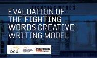 Fighting Words Summary Report