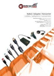 Kabel/Adapter/Konverter - IC Intracom Austria