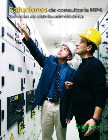 Soluciones de consultoría MP4 - Schneider Electric
