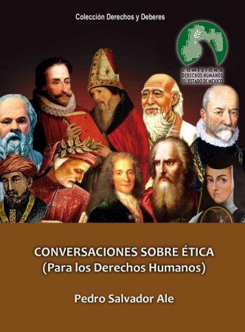 conversaciones sobre ética - codhem