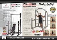 Dragon Power Rack & Bench - Fitness Superstore