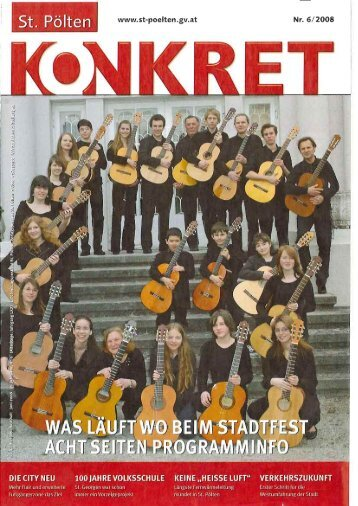 www.st-poelten .gv.at Nr. 6/ 2008