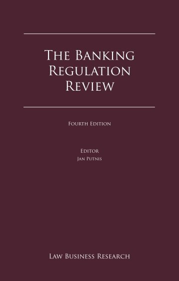 The Banking Regulation Review Fourth Edition ... - Mourant Ozannes