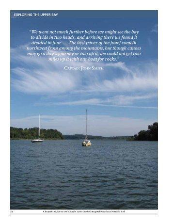 head of the Bay - Captain John Smith Chesapeake National Historic ...