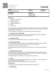 SMG GV Protokoll 2010