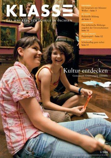 KLASS - Sächsisches Staatsministerium für Kultus