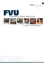FVU - VUC Aarhus