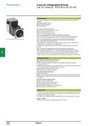 CanOpen, Profibus, RS485 - Setec-Group