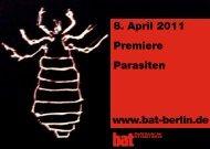 Studiotheater der HfS ErnSt BuScH - Hochschule für ...