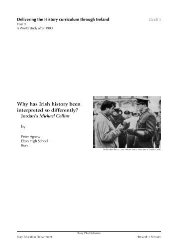 Interpreting Irish History - Ireland in Schools