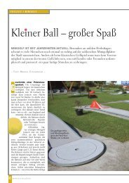 Kleiner Ball – großer Spaß