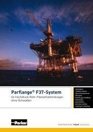 Das neue Parflange® F37-System - Parker