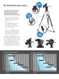 Vision Blue range of camera support systems - French - Vinten - Page 4