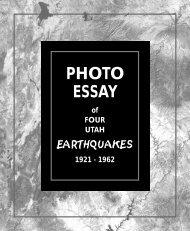 PHOTO ESSAY - Utah Geological Survey