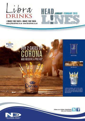 Buy 2 x 70cl and pay only £12.99 per bottle - Libra Drinks