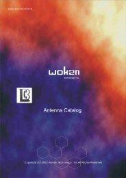 Antenna Catalog